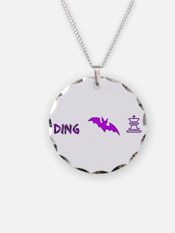 Dingbat King Necklace