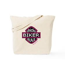 BIKER CHICKS Tote Bag