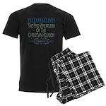 Televangelists Men's Dark Pajamas