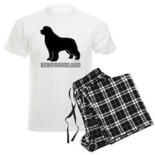 Newfoundland Silhouette Pajamas