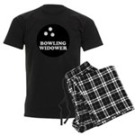 Bowling Widower Men's Dark Pajamas