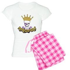 Kingpins Bowling Pajamas