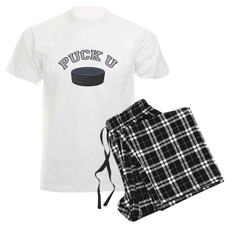 Puck U Hockey Men's Light Pajamas