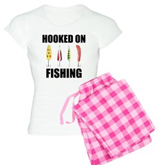 Hooked on Fishing Pajamas