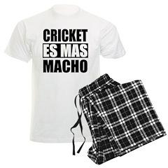 Cricket Es Mas Macho Pajamas