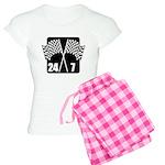 24/7 Racing Women's Light Pajamas
