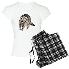 Racoon Plain Pajamas