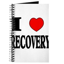 I LOVE RECOVERY Journal