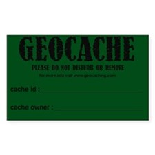 Geo Decals Rectangle Decal