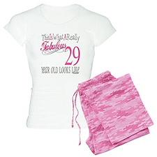 29th Birthday Gifts Pajamas
