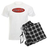 Climb On Classic Men's Light Pajamas