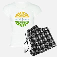 Solar Power Pajamas
