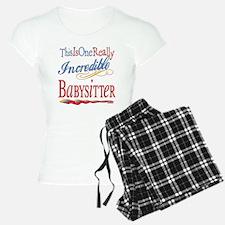 Incredible Babysitter Pajamas
