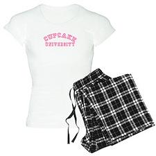 Cupcake University Pajamas