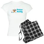 Fishing Buddy Women's Light Pajamas