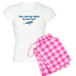 Tackle Box Sharing Women's Light Pajamas