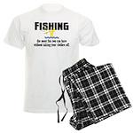 Fishing Fun Men's Light Pajamas