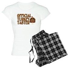 fficial Turkey Taster Pajamas