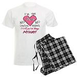 I'm The Mom! Men's Light Pajamas
