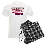 Calling Me Daddy Men's Light Pajamas
