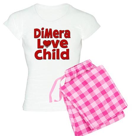 DiMera Love Child Women's Light Pajamas