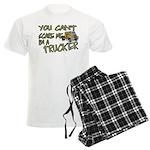 No Fear Trucker Men's Light Pajamas