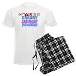 Crabby Mommy Powers Men's Light Pajamas