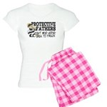 Protective Fathers Women's Light Pajamas