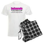 Invisaowie Men's Light Pajamas
