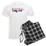 Daddy's Girl Men's Light Pajamas