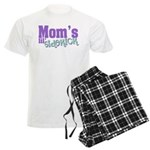 Mom's Lil' Sidekick Men's Light Pajamas