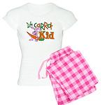 24 Carrot Kid Women's Light Pajamas