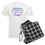 Scheduled Naptimes Men's Light Pajamas