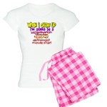 When I Grow Up Women's Light Pajamas