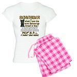 Remember when? Women's Light Pajamas