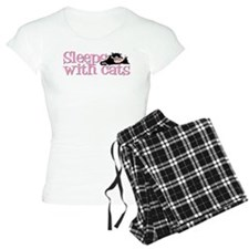 Sleeps With Cats Pajamas
