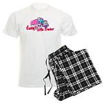 Daddy's Little Trucker Men's Light Pajamas