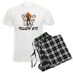 Hell Hath No Fury - Trucker's Men's Light Pajamas
