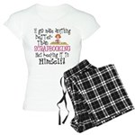 Anything Better Than Scrapb Women's Light Pajamas