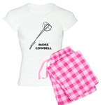 More Cowbell Women's Light Pajamas