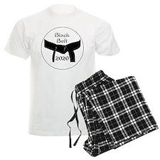 Martial Arts Black Belt 2015 Pajamas