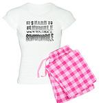 Hard to be Humble Women's Light Pajamas