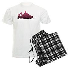 Snowboots Pajamas