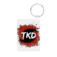 TKD Hurricane Keychains