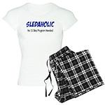Sledaholic Women's Light Pajamas