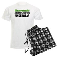 Kawasaki - Clean Underwear pajamas