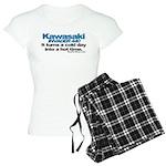 Cold Day - Hot Time - Kawasak Women's Light Pajama
