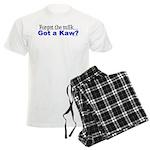 Got a Kaw? Men's Light Pajamas