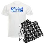 KawasakiTrax.com Logo Men's Light Pajamas