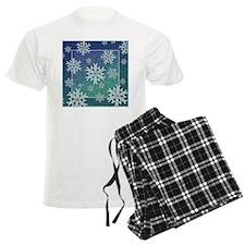 Celtic Snowflakes Pajamas